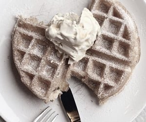 baking, dessert, and sugar image