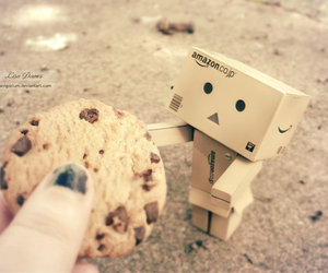 cookie, danbo, and cute image