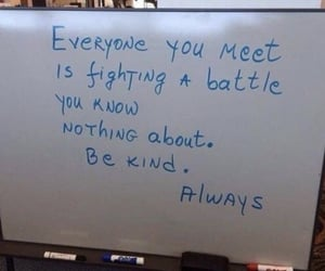 kindness, quote, and be kind image