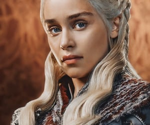 hbo, daenerys targaryen, and princess of dragonstone image