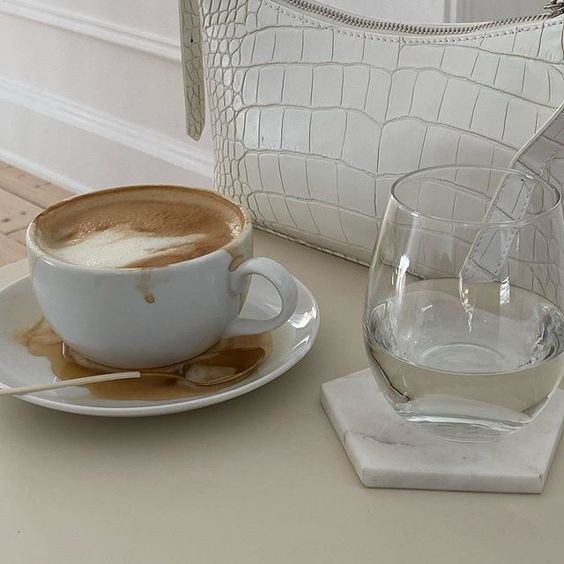 coffee, chic, and cream image
