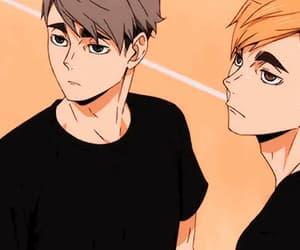anime, haikyu, and gif image