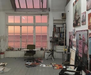 art, aesthetic, and pink image