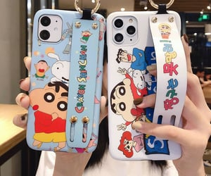 aesthetic, cartoon, and phone case image
