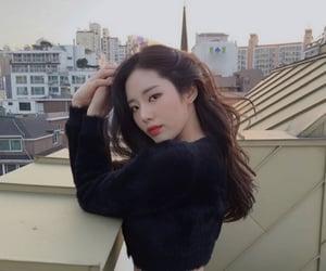 jiwon, park jiwon, and fromis9 image