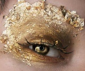 art, fake eyelashes, and extravagant image