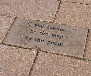 art, beautiful, and poem image