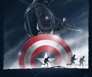 Avengers, first avenger, and cap image