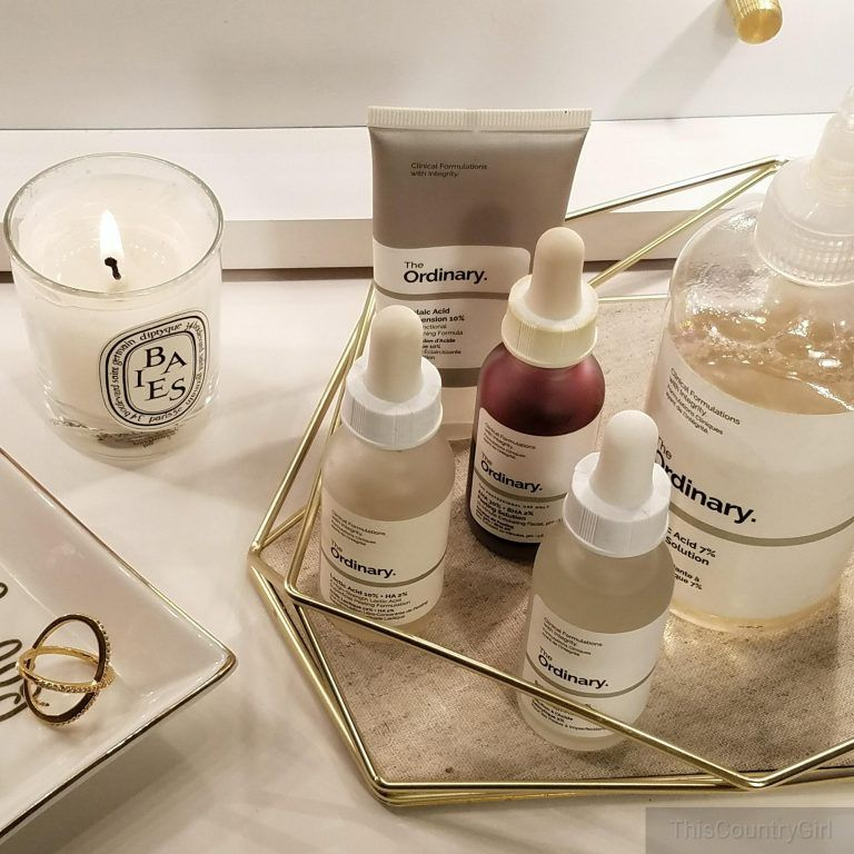 acne, beauty, and bha image
