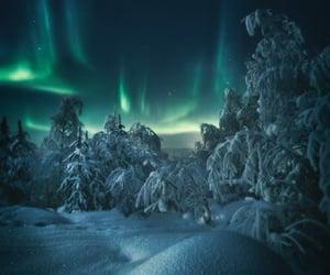 aurora, dark, and Darkness image