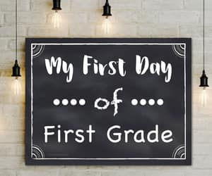 etsy, first day of school, and firstdayofschool image
