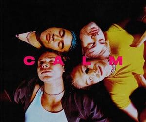 5sos, luke hemmings, and calm image