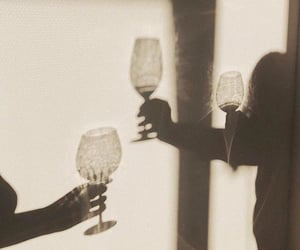 aesthetic, shadows, and shine image