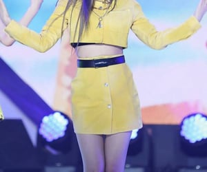 kpop, sinb, and stage image