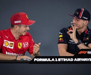 f1, formula 1, and press conference image