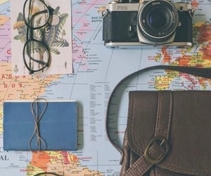 beforeidie, maps, and travel image