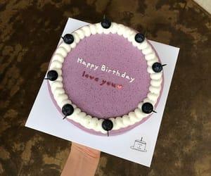 korean and cake image