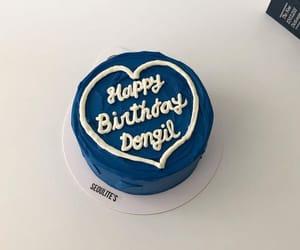 cake and korean image