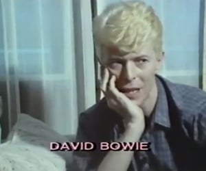70s, david bowie, and 80s image