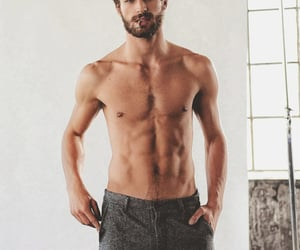 abs, boy, and sexy image