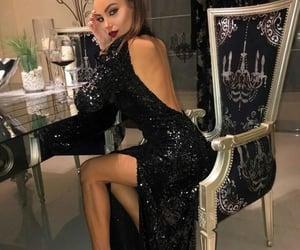 amazing, dress, and long dress image