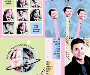 aesthetic, sam winchester, and supernatural image