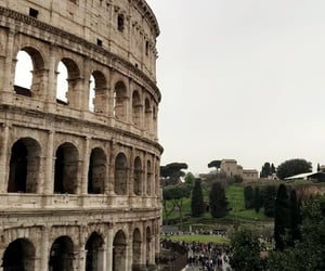 beautiful, colloseum, and city image
