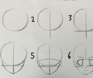 manga, anime, and drawing image