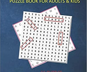 book, kids, and puzzle image