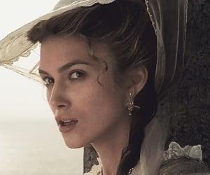 costume, elizabeth swann, and keira knightley image