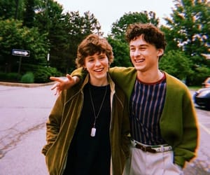 wyatt oleff and sophia lillis image