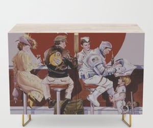 1950, art prints, and coca cola image