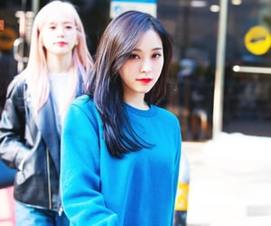 dreamcatcher, gahyeon, and era: rod image