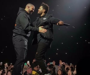abel, Drake, and drizzy image
