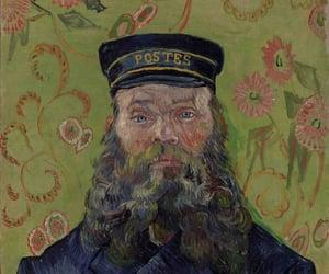 art, vincent van gogh, and portrait image