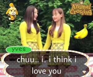 icons, loona, and chuuves image