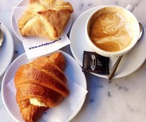 breakfast, coffee, and yummy image
