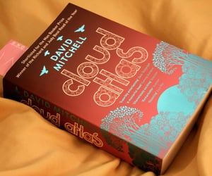 bookish, david mitchell, and booklover image