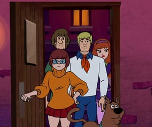 daphne, Fred, and gang image