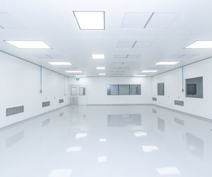 ceilings, cleanroom, and modular wall panels image