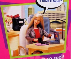 barbie and email image