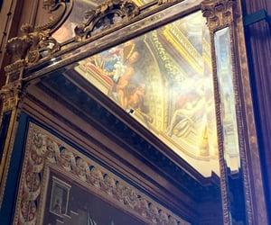 art, reflection, and royal image