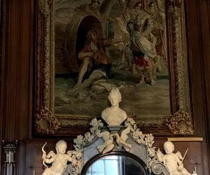 art, baroque, and mirror image