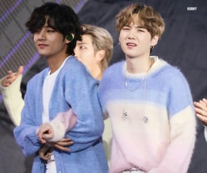 i miss them, taehyung, and bts image
