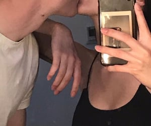 love, couple, and aesthetics image