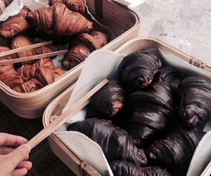 croissants and weheartit image