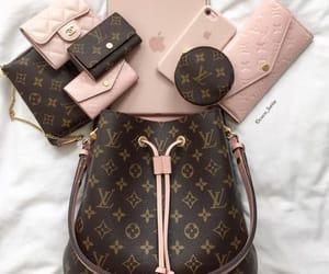 bag, girls, and Louis Vuitton image