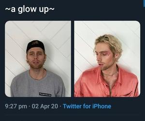 aesthetic, LUke, and boy image
