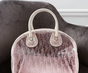 bag, luxury, and dior image