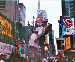new york, photography, and love image